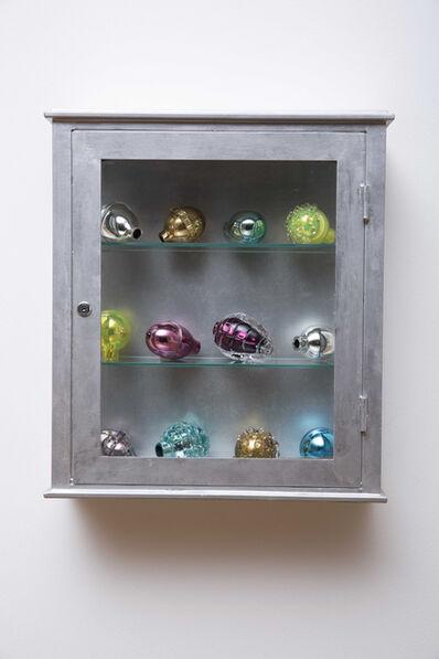 Mona Hatoum, 'Natura morta (medical cabinet)', 2012