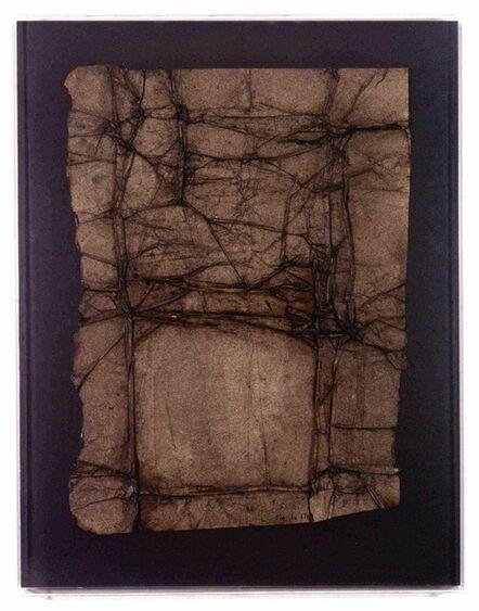 Christo, 'Surface dEmpaquetage', 1961