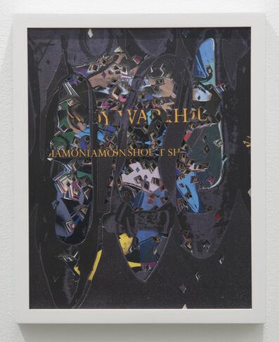 Noriko Ambe, 'Diamond Dust Shoes: Andy Warhol', 2009
