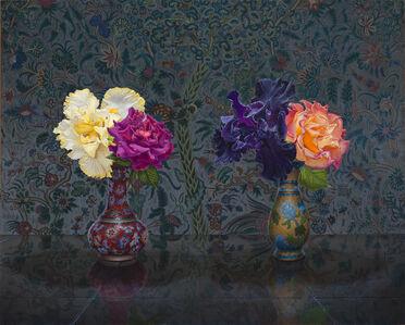 Eric Wert, 'Iris and Rose', 2019