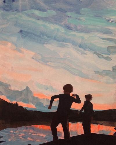 Sebastian Blanck, 'Sunset II', 2015