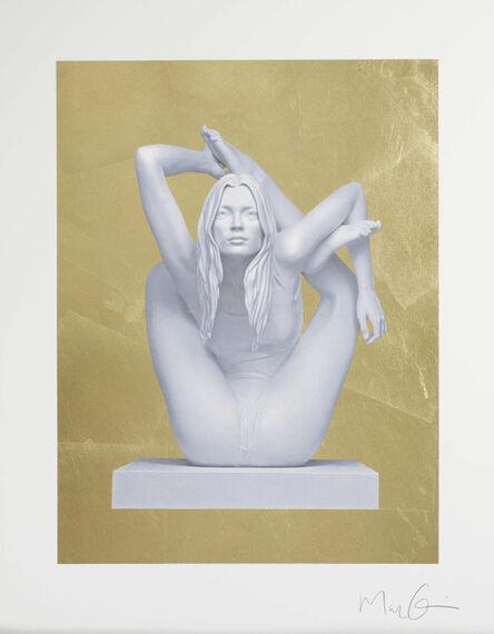 Marc Quinn, 'Sphinx (gold)', 2012