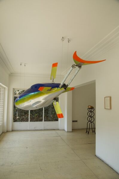 Rubén Ortiz Torres, 'Low Rider sub', 2020