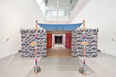 Francesco Clemente, 'Museum Tent', 2013