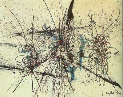 Roberto Crippa, 'Masterpiece', 1954