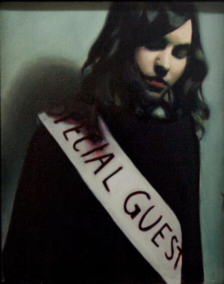 Mercedes Helnwein, 'Special Guest', 2012