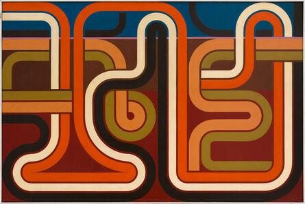 Attila Joláthy, 'M777 Highways II.  ---  M777 Országutak II. ', 1975