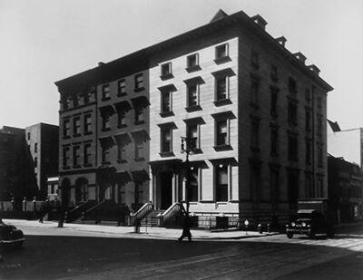 Berenice Abbott, 'Fifth Avenue Houses', 1936