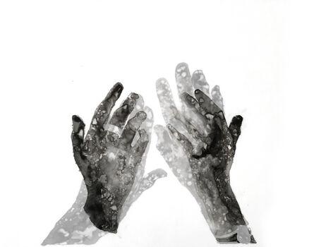 Allie Wilkinson, 'hand (grandmother)', 2018