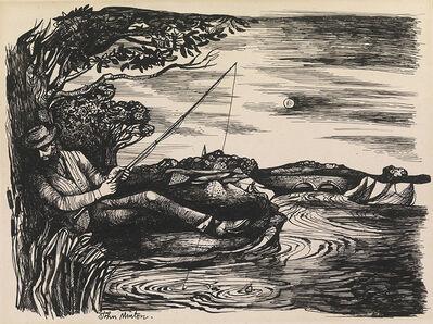 John Minton, 'Fisherman', Unknown