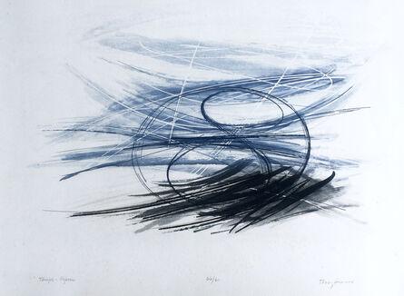 Terry Haass, 'Temps-espace', 1966