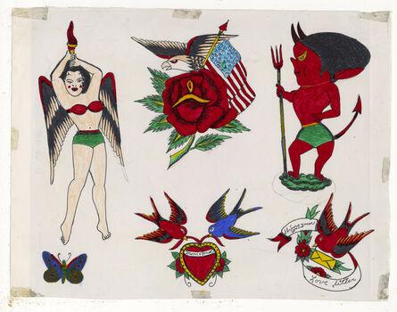 Rosie Camanga, 'Untitled (Hot Stuff Pinup)', ca. 1950