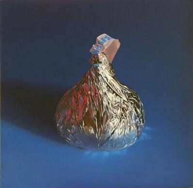 Craig Cully, 'Big Kiss Blue Ground'