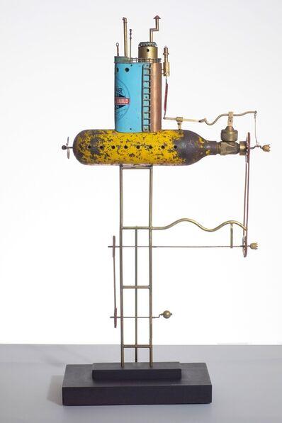 James Chedburn, 'Yellow Submarine', 2018