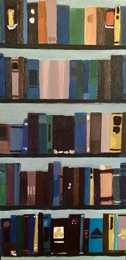 Peter Pezzimenti, 'Bookshelf #4', 2020