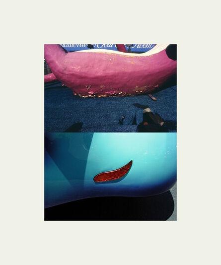 Jory Hull, 'Twin Infinitive 01150056', 2012