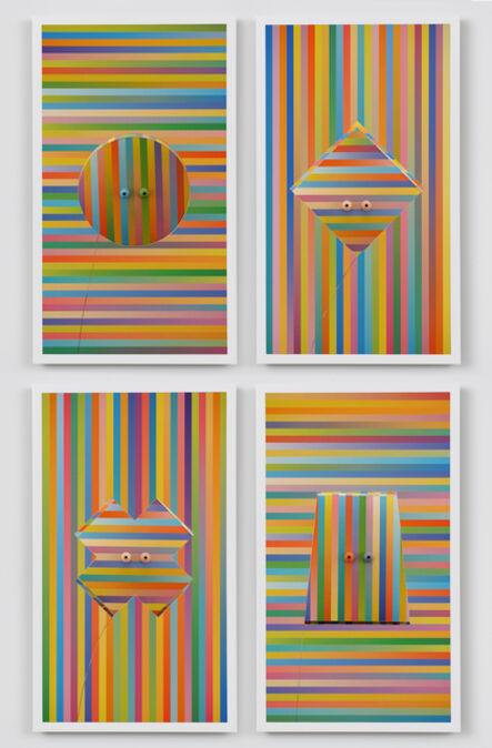 Brian Bress, '371 Color', 2018