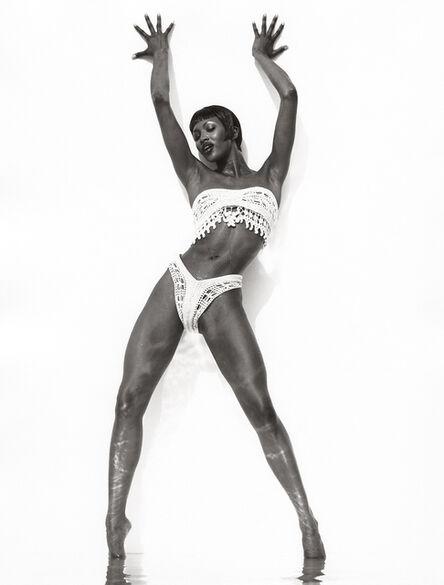 Herb Ritts, 'Naomi - Bikini, Los Angeles (e)', 1992