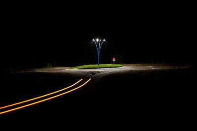 Xavier Dumoulin, 'Isola, Night Passenger series', 2011