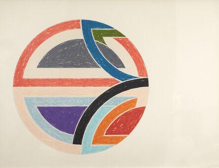 Frank Stella, 'Sinjerli Variations LA', 1977