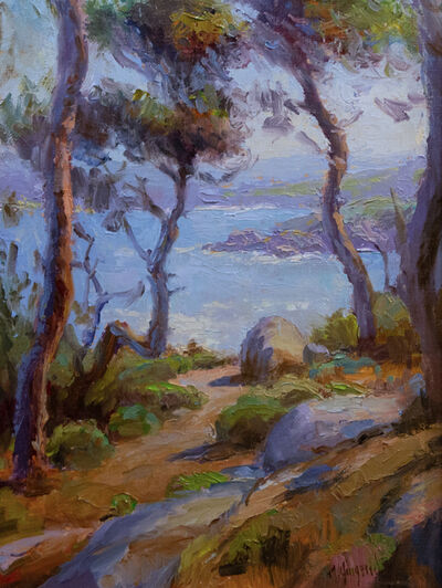 Mark Gingerich, 'Point Lobos', ca. 2020