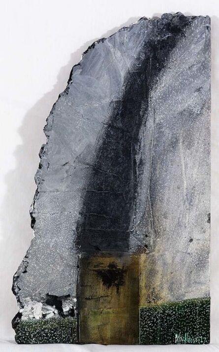 John Blackburn, 'Fire Painting XXII', 2017-2018