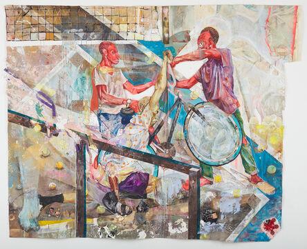 Lavar Munroe, 'Risen', 2021