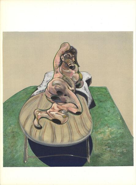 Francis Bacon, 'Henrietta Moraes', 1966