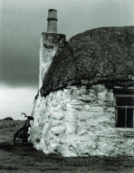 Paul Strand, 'House, Benbecula, Hebrides', 1954