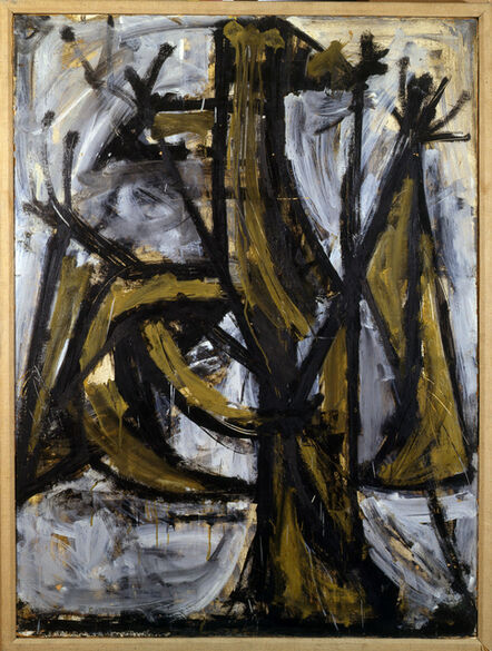 Fritz Bultman, 'Maize Bird', 1947