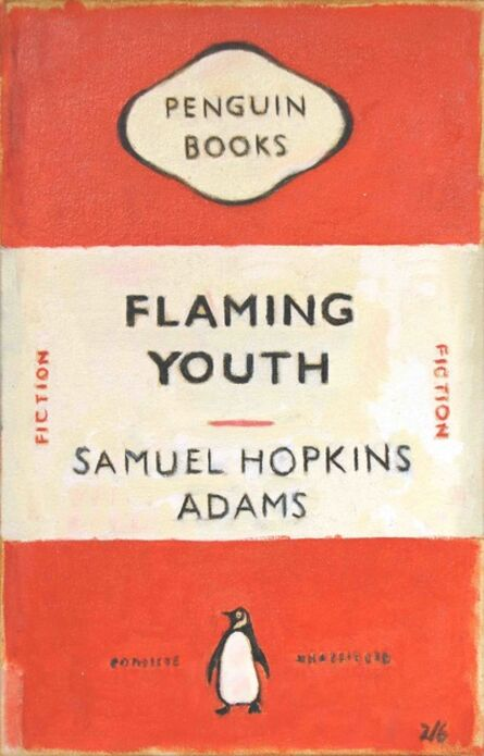 Duncan Hannah, 'Flaming Youth', 2014