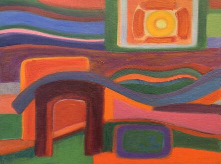 Erna Partoll, 'Window in the Sky', 2003