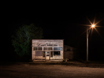 Kevin Boyle, 'Lewis's General Store', 2015