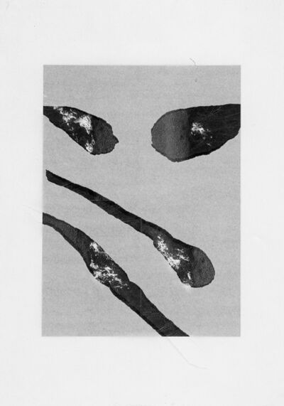 Mario Cresci, 'Relazioni, separazioni, analogie (Vintage artwork). Bergamo 1994-95', 1994