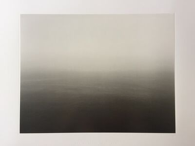Hiroshi Sugimoto, 'Time Exposed: Sea of Japan, Oki', 1987