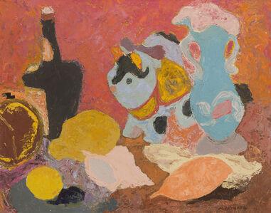 Mabel Alvarez, 'Still life with toy'