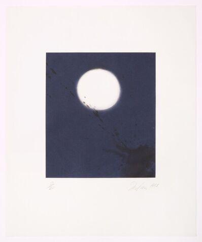 Joe Goode, 'Untitled (Moonrise) print #5', 1998