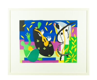 Henri Matisse, 'Tristesse Du Roi', 1958
