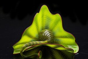Dale Chihuly, 'Parrot Green Persian Set', 2001
