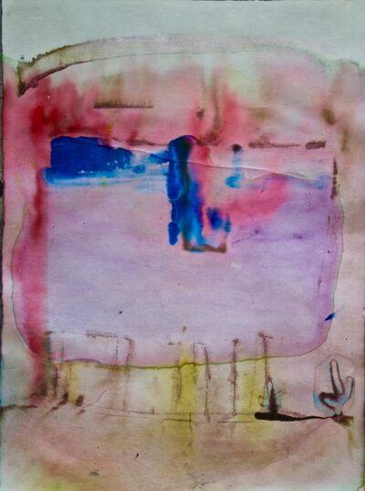 Dana James, 'Swimming I', 2016