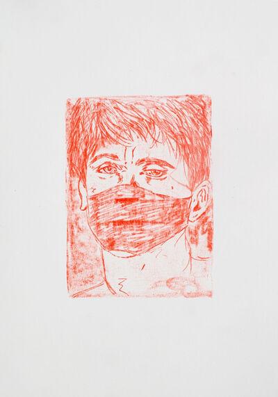 Ramonn Vieitez, 'Untitled (red)', 2020