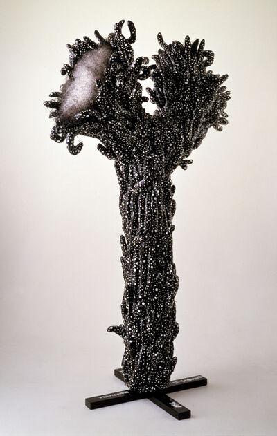 Yayoi Kusama, 'Black Flower', 1986