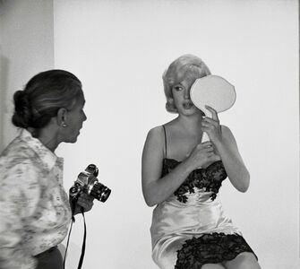 """Eve Arnold, 'Marilyn Monroe during the filming of """"The Misfits""""', 1960"""