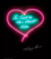 """Tracey Emin, 'TRACEY EMIN """"YOU LOVED ME LIKE A DISTANT STAR"""" (SIGNED)', 2016"""