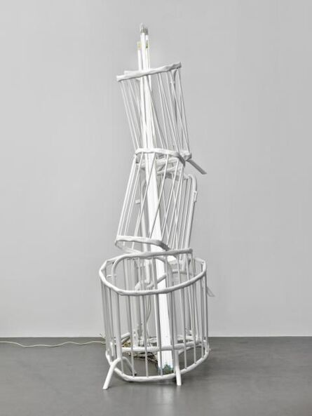 Bettina Pousttchi, 'Double Monument for Flavin and Tatlin IX', 2013