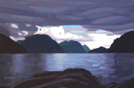 Clayton Anderson, 'Anvil Rock'