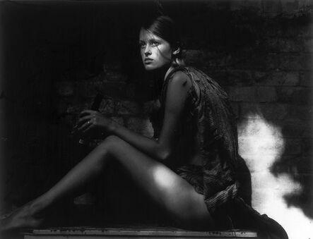 Maude Arsenault, 'Young Girl 5', ca. 2010