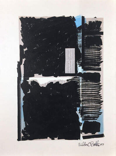 Weldon Butler, 'Untitled', 2007
