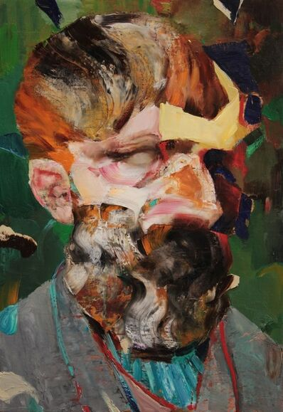 Adrian Ghenie, 'Vincent van Gogh as Old', 2014