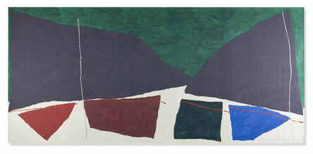 Ray Parker, 'Untitled', 1982